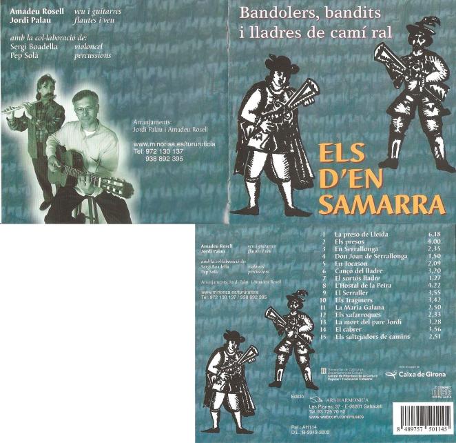CD BANDOLERS